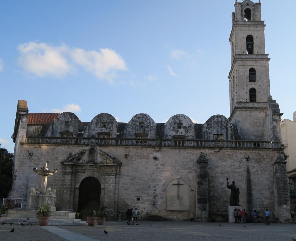 Basilica of Saint Frances of Assisi