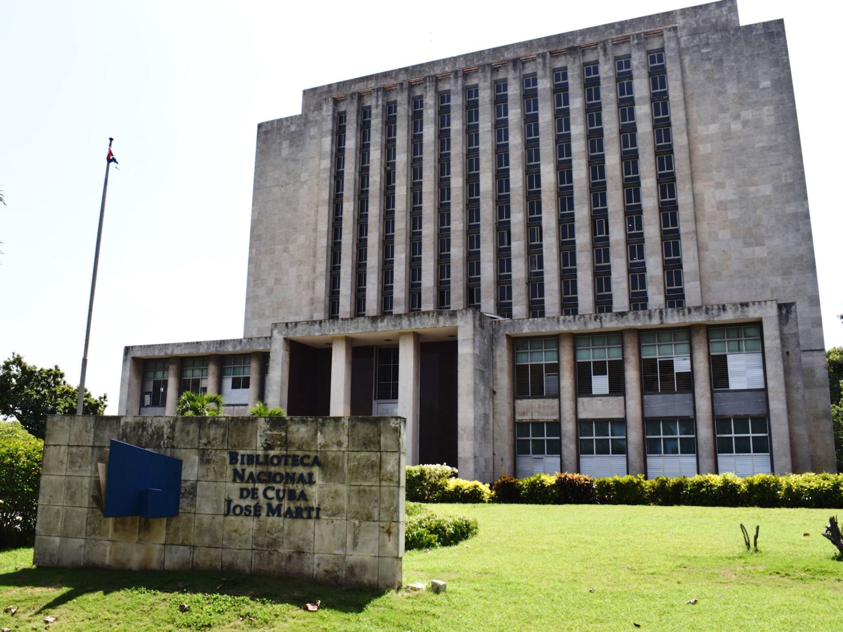 Biblioteca Nazionale di Cuba