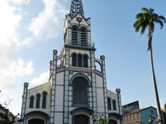 cathedrale saint-louis martinique